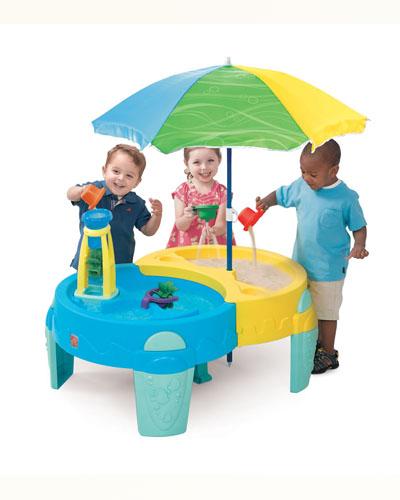 Bể chơi cát nước